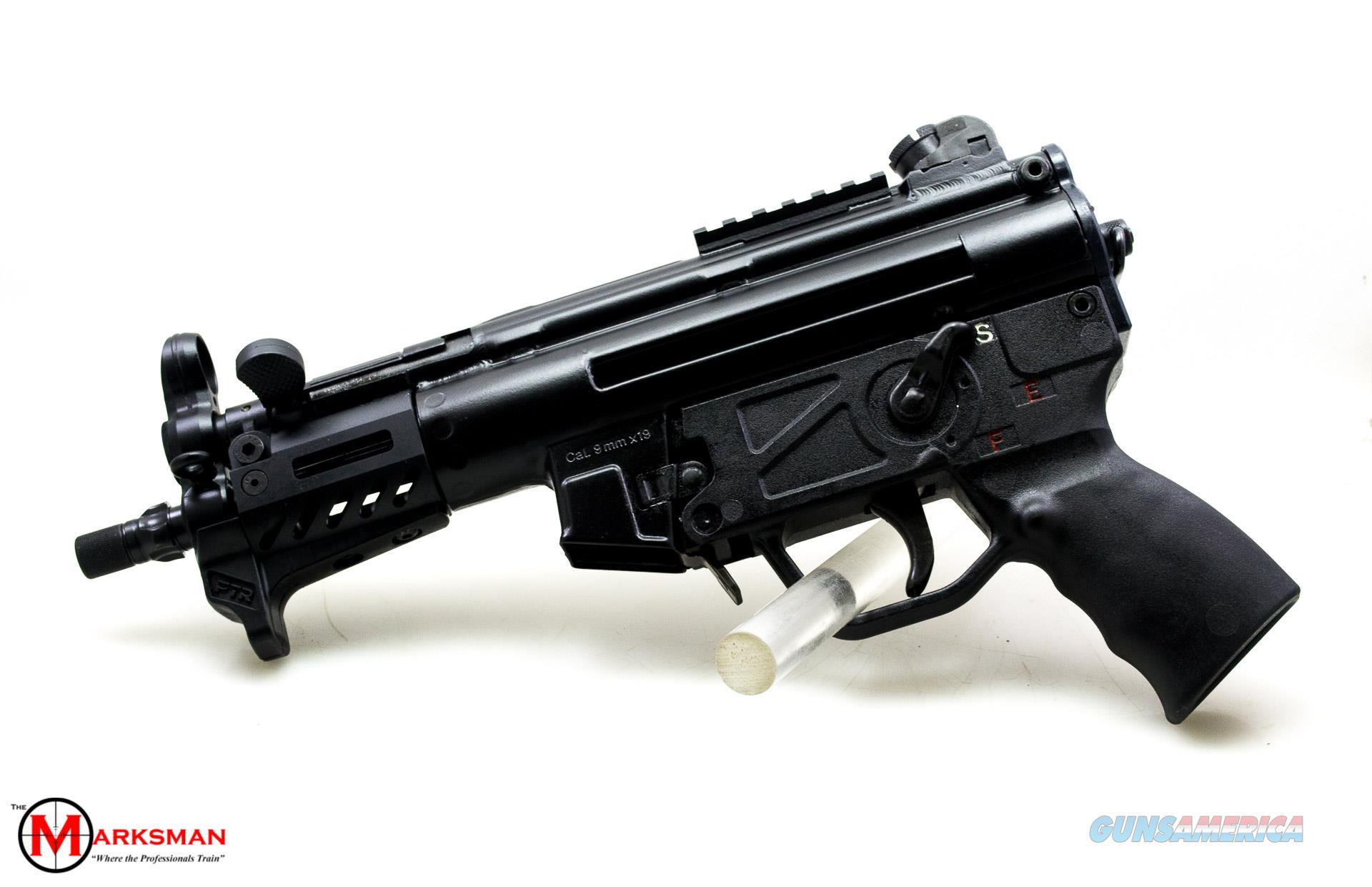 "PTR 9 KT Pistol, 9mm, 5.83"" Barrel NEW PTR 603  Guns > Pistols > PTR Pistols"