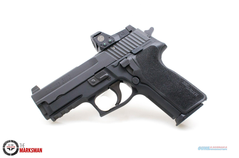Sig Sauer P229 RX, 9mm, NEW Free Shipping  Guns > Pistols > Sig - Sauer/Sigarms Pistols > P229