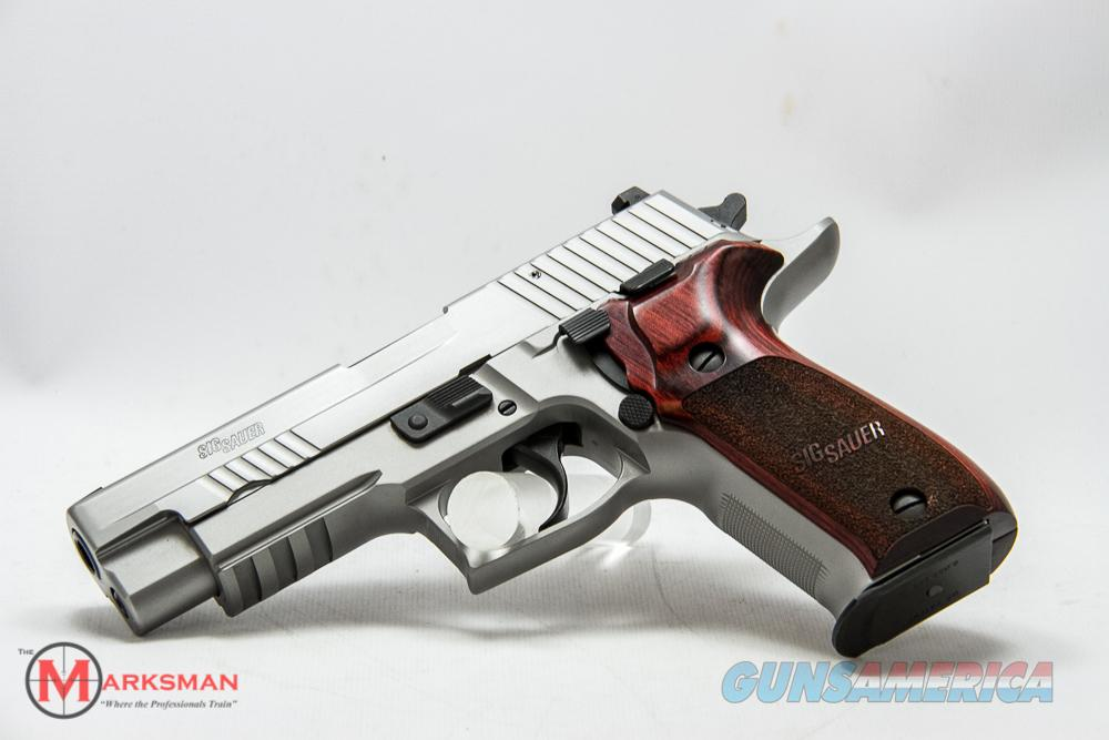 Sig Sauer P226 Elite Stainless 9mm New For Sale