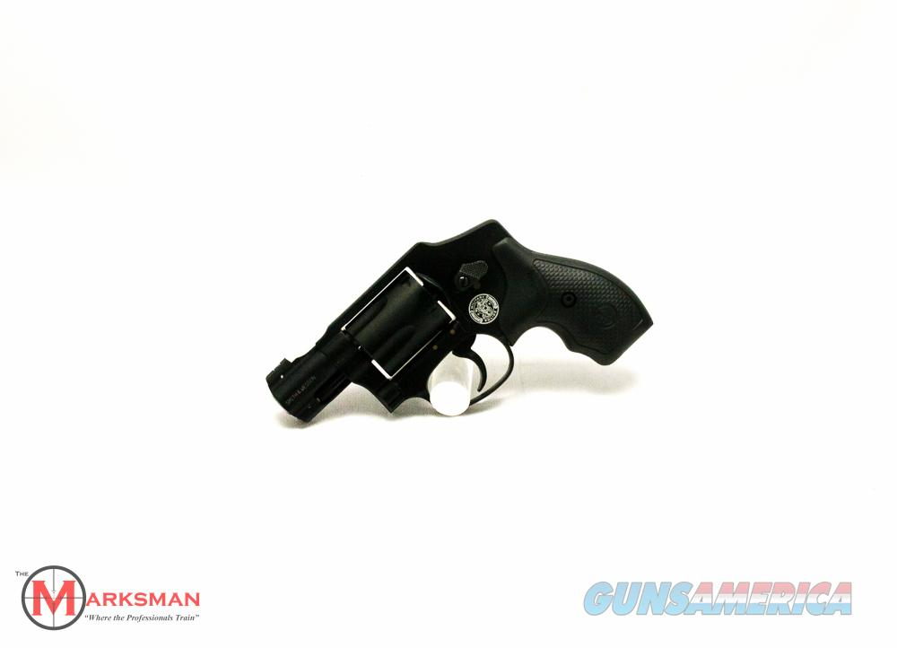 Smith and Wesson Lockless M&P340 .357 Magnum NEW  Guns > Pistols > Smith & Wesson Revolvers > Pocket Pistols
