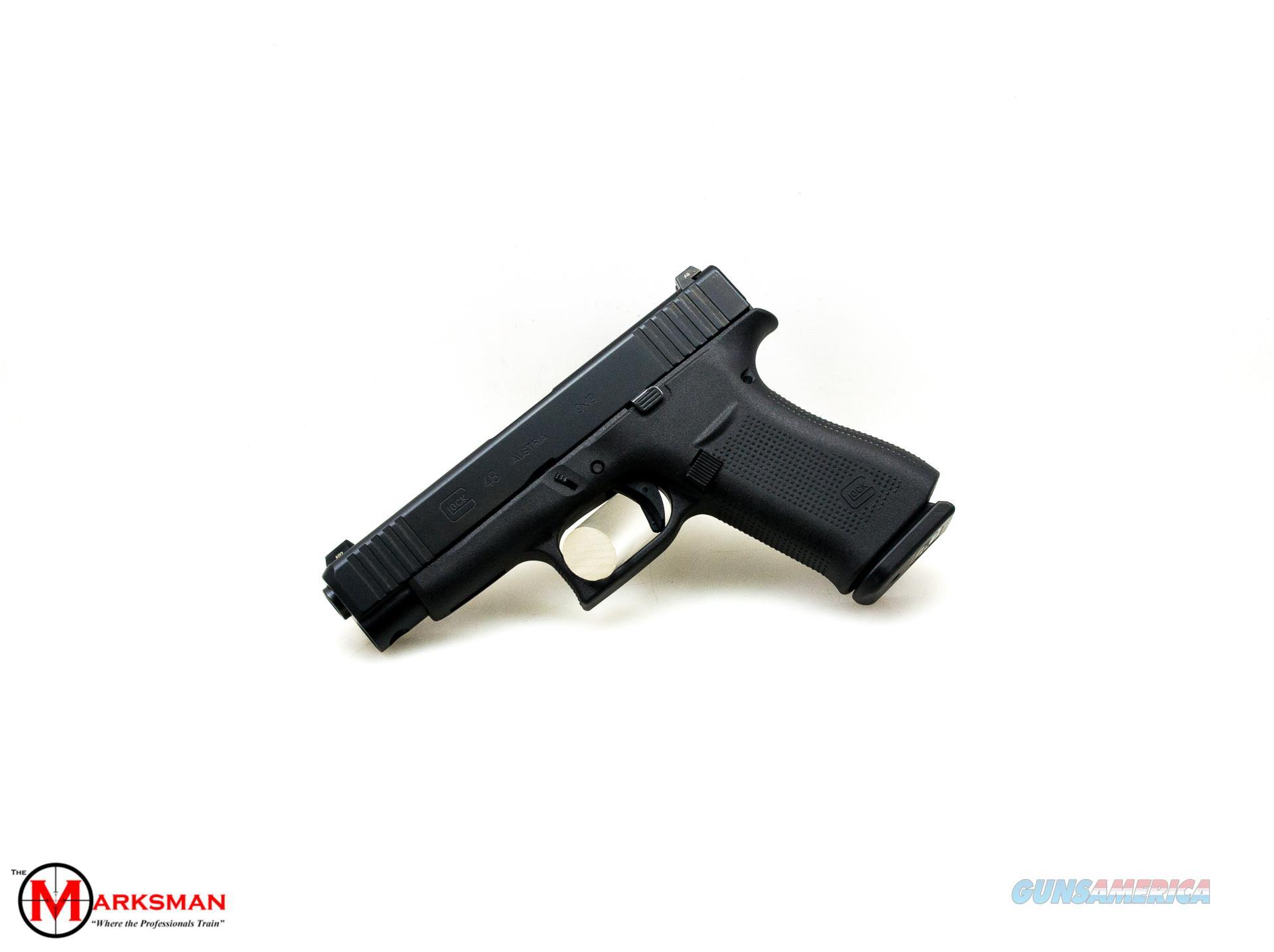 Glock 48, 9mm, Tritium Night Sights NEW PA4850701  Guns > Pistols > Glock Pistols > 48