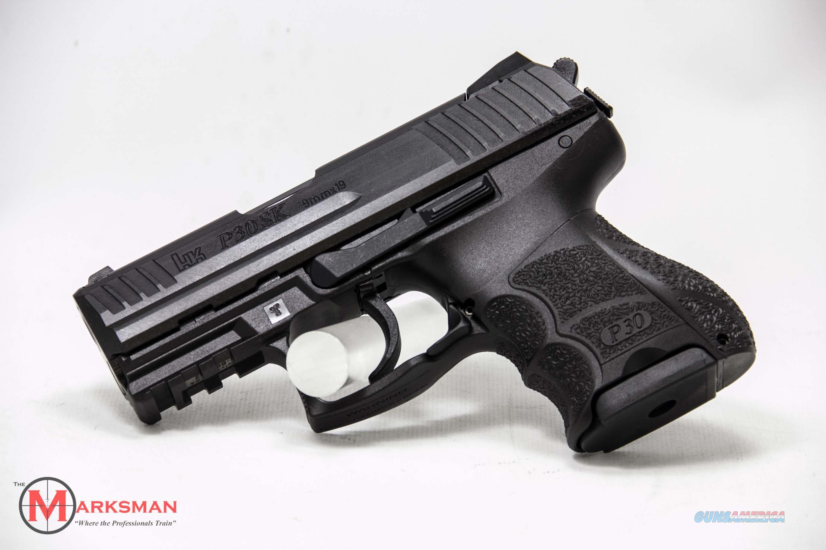 Heckler and Koch P30SK, Variant 3, 9mm NEW   Guns > Pistols > Heckler & Koch Pistols > Polymer Frame