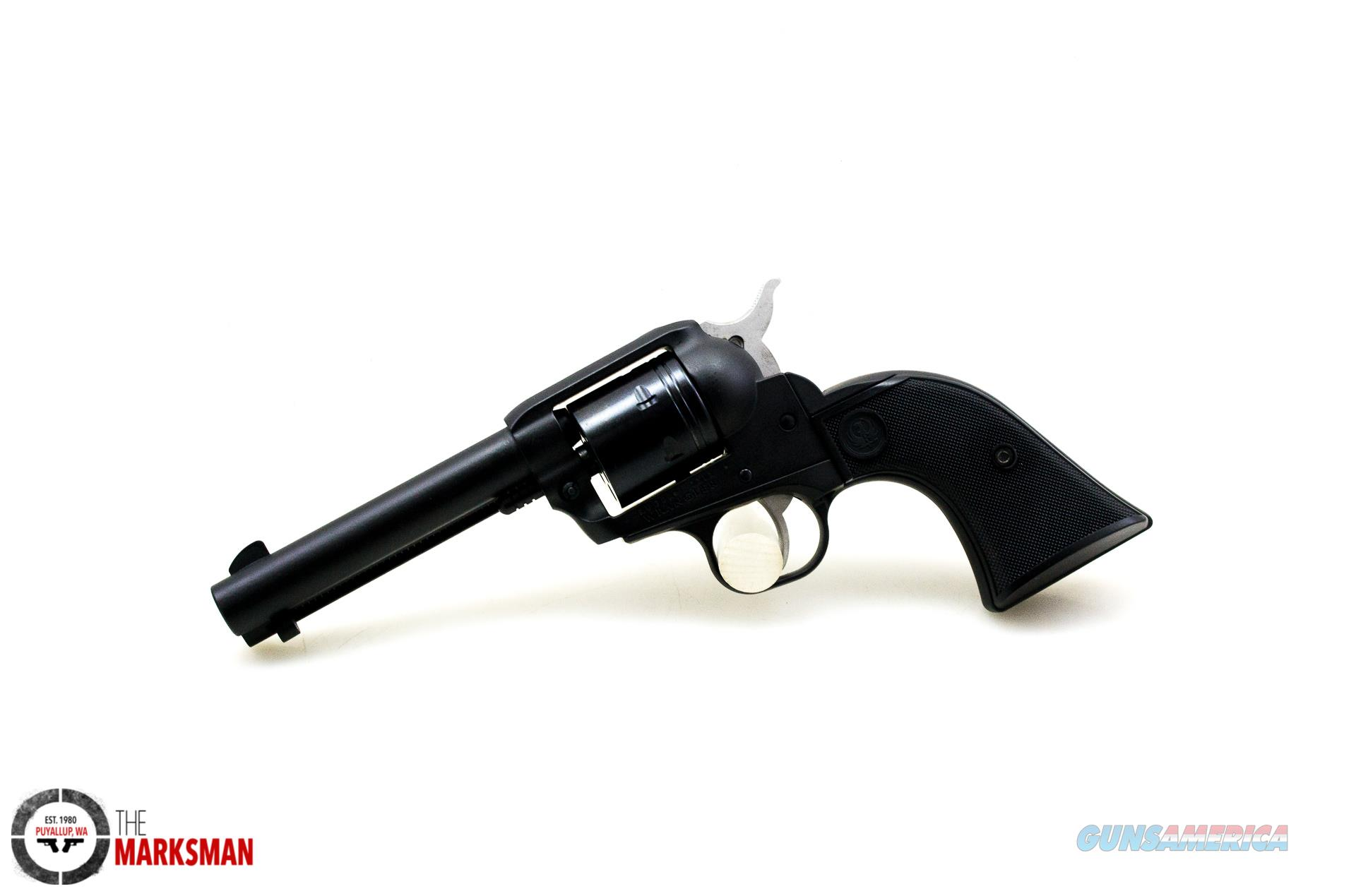 Ruger Wrangler, .22 lr, Black Cerakote NEW 02002  Guns > Pistols > Ruger Single Action Revolvers > Cowboy Action