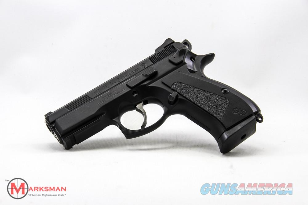 CZ Custom Shop Compact SDP, 9mm NEW 91721  Guns > Pistols > CZ Pistols