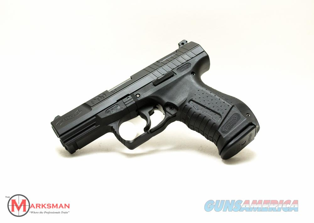 Walther P99 AS 9mm NEW   Guns > Pistols > Walther Pistols > Post WWII > P99/PPQ