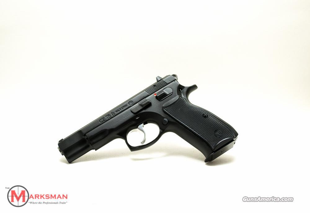 CZ 75 B 9mm NEW 91102  Guns > Pistols > CZ Pistols