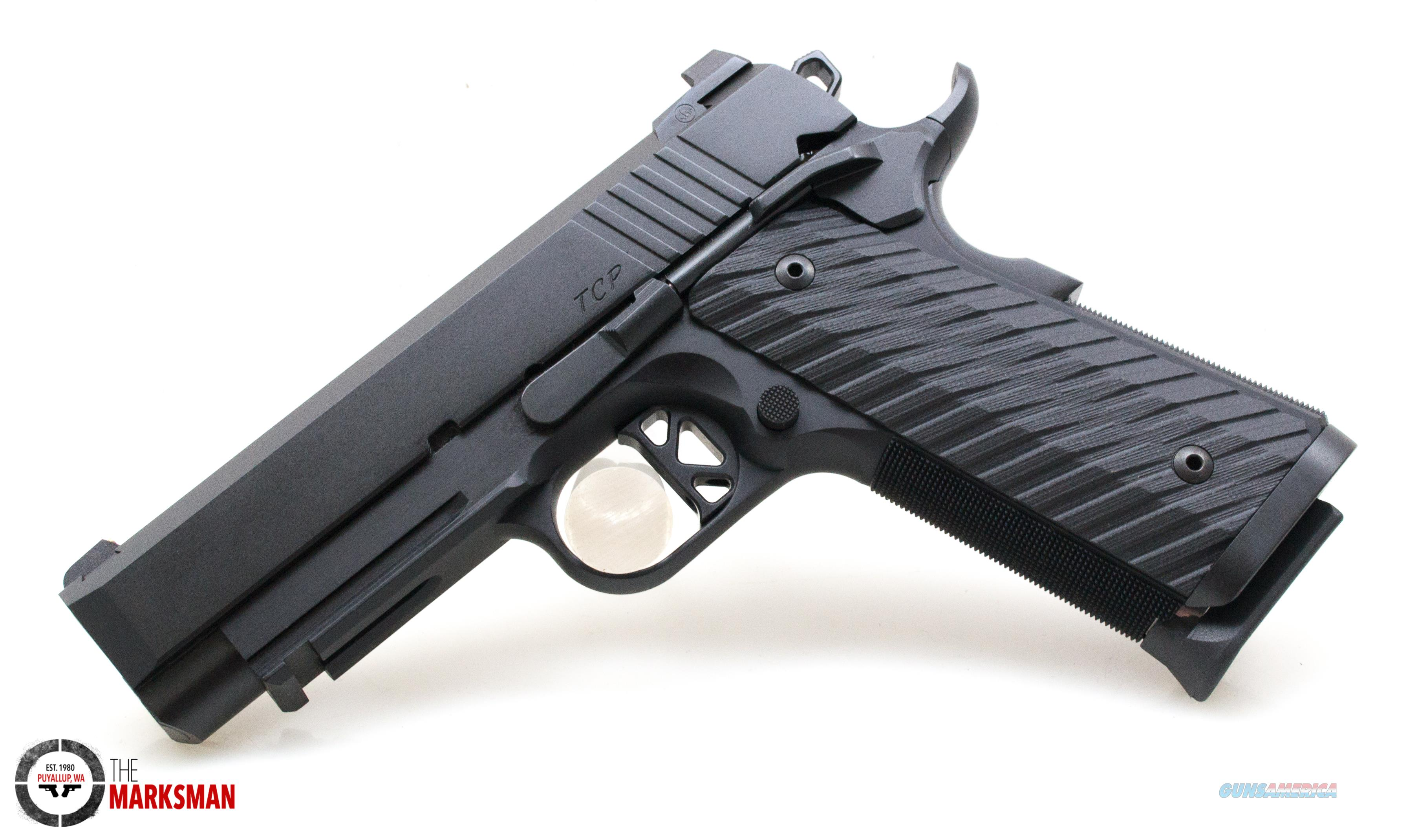Dan Wesson TCP, 9mm   Guns > Pistols > Dan Wesson Pistols/Revolvers > 1911 Style