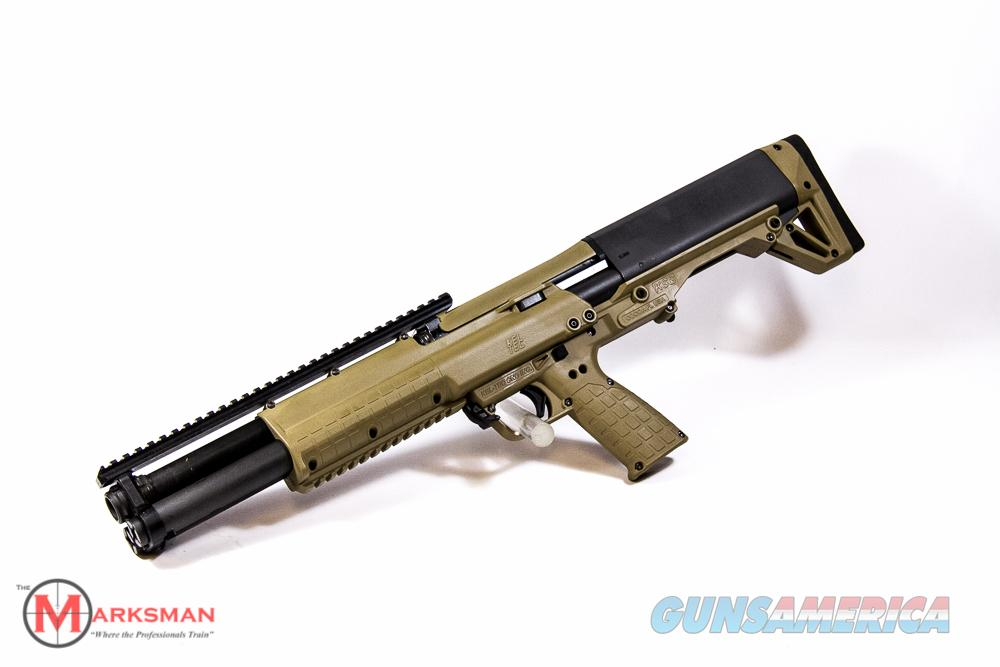 Kel Tec KSG, 12 Gauge, Tan NEW   Guns > Shotguns > Kel-Tec Shotguns > KSG