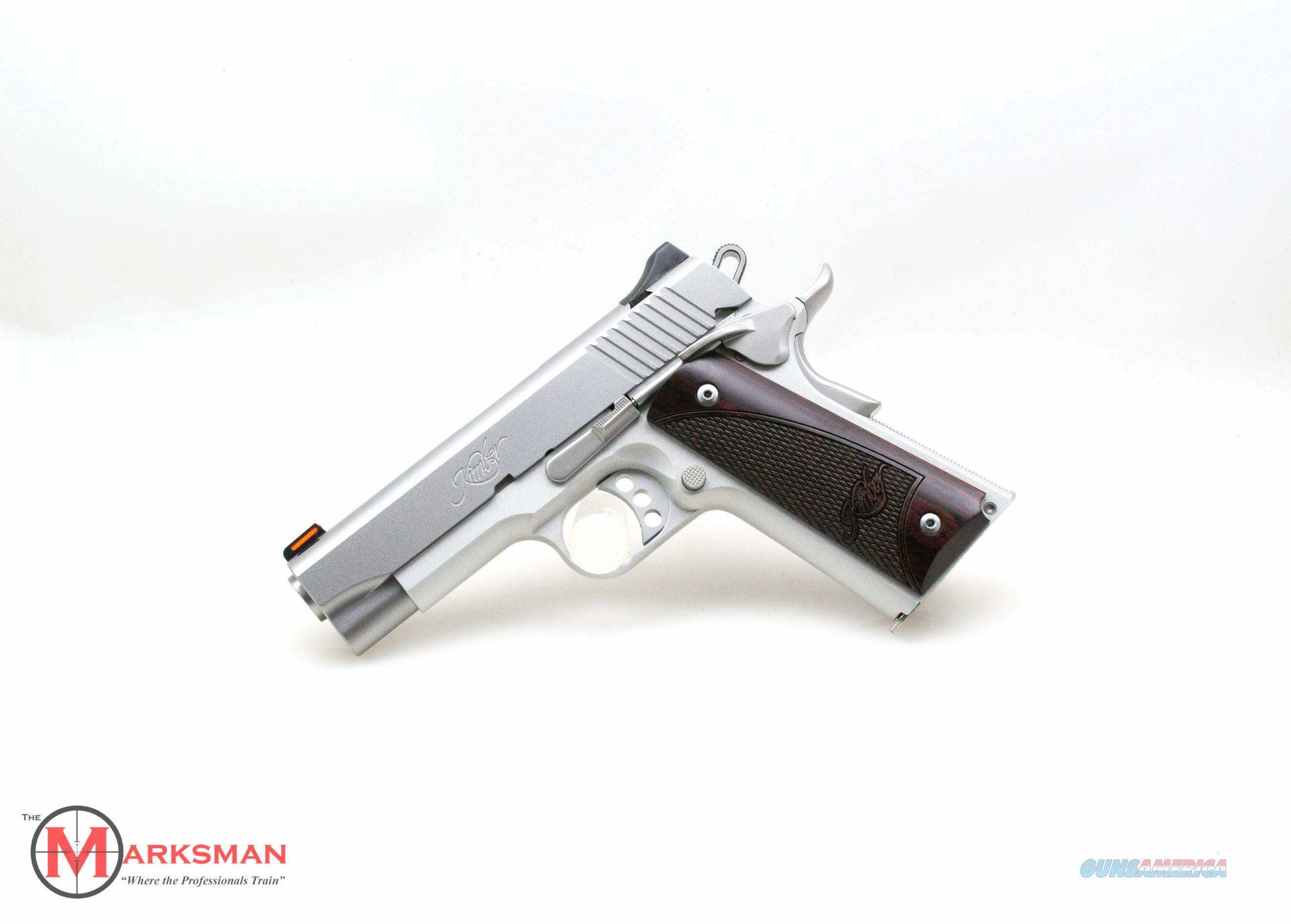 Kimber Stainless Pro Carry II, .45 ACP NEW Free Shipping  Guns > Pistols > Kimber of America Pistols