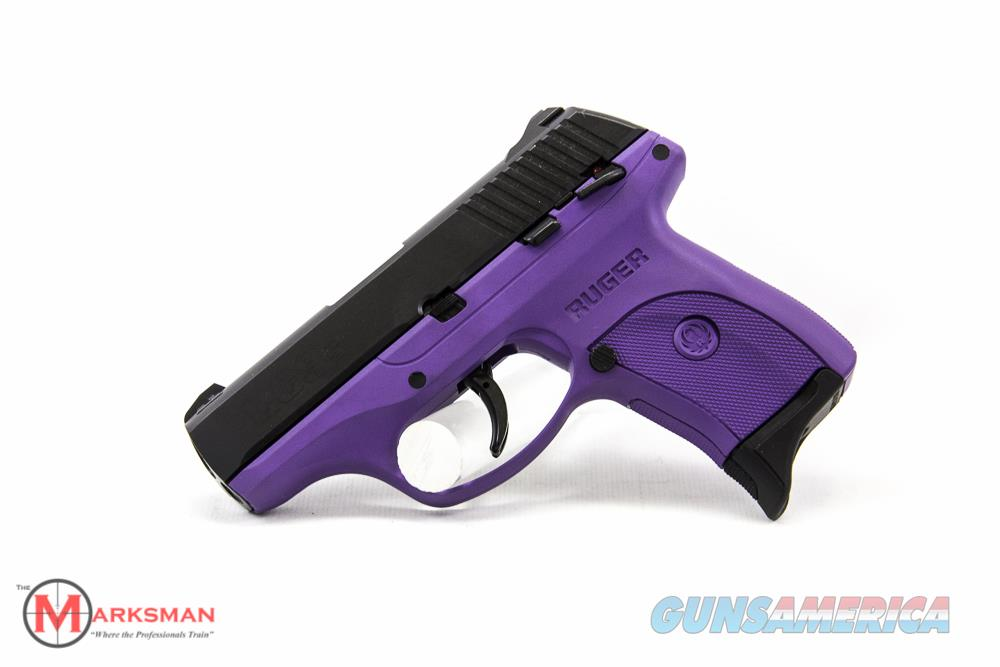 Ruger Purple LC9s 9mm NEW Talo Exclusive  Guns > Pistols > Ruger Semi-Auto Pistols > LC9