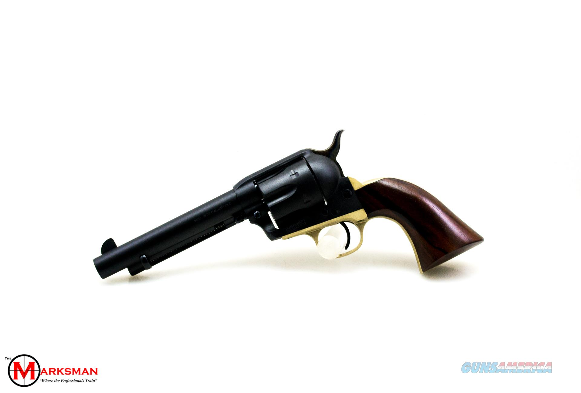 "Taylor and Co./Uberti Old Randall, .45 Colt, 5.5"" Barrel NEW  Guns > Pistols > Taylors & Co. Pistols > Ctg."