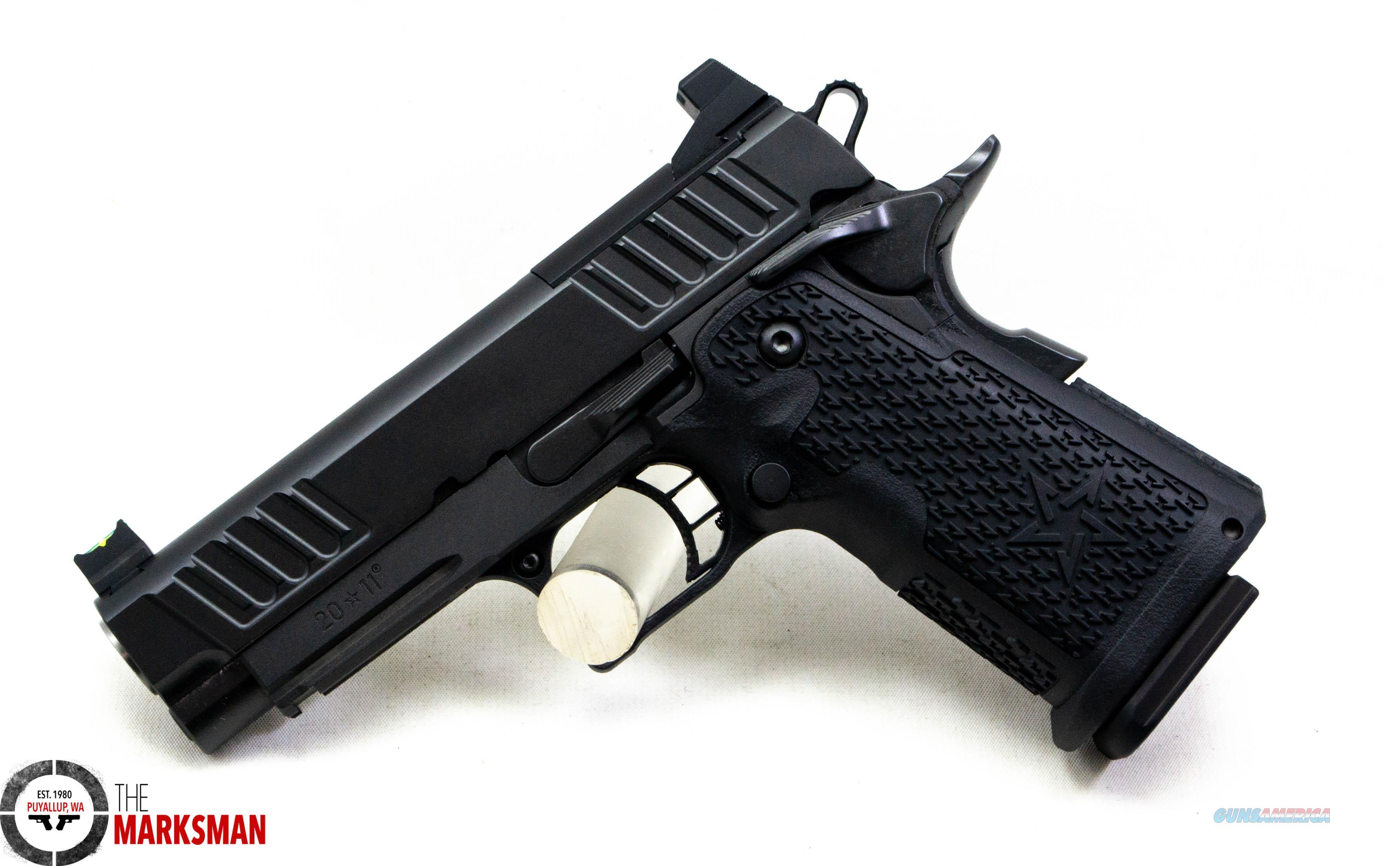 STI Speed Demons: 10 Competition Pistols From STI
