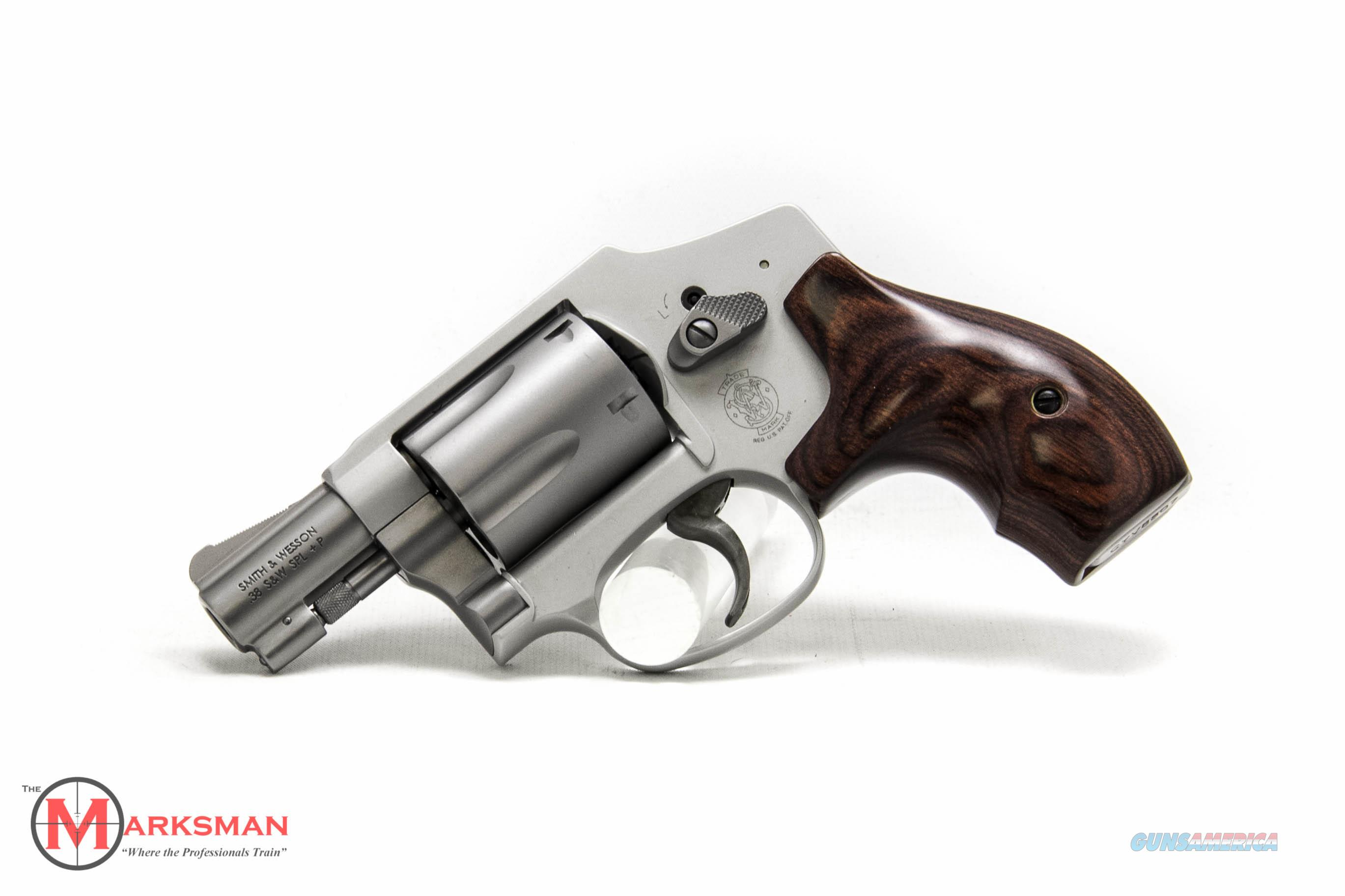 Smith and Wesson 642 Ladysmith .38 Special +P NEW  Guns > Pistols > Smith & Wesson Revolvers > Pocket Pistols