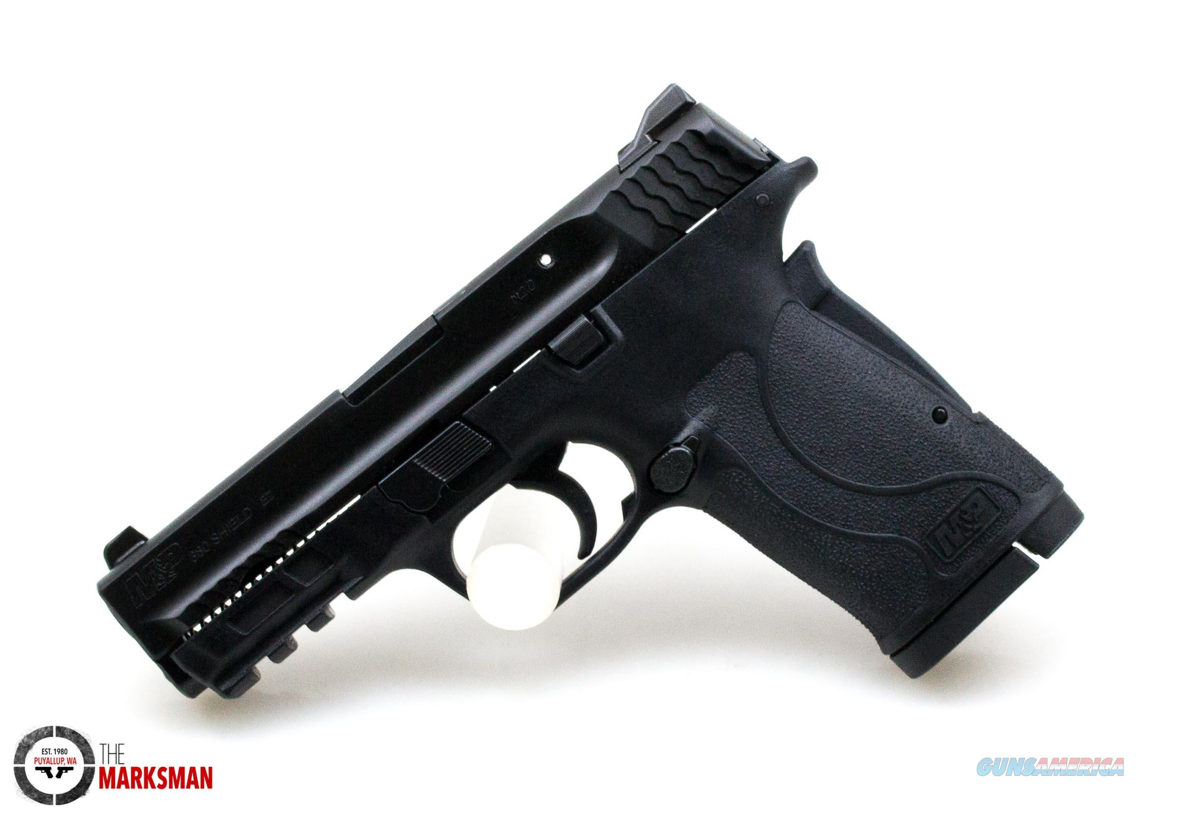 Smith and Wesson M&P380 Shield EZ, .380 ACP, No Thumb Safety NEW  Guns > Pistols > Smith & Wesson Pistols - Autos > Shield