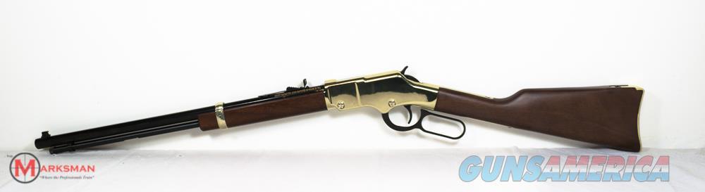 Henry Golden Boy, .22 lr  Guns > Rifles > Henry Rifle Company