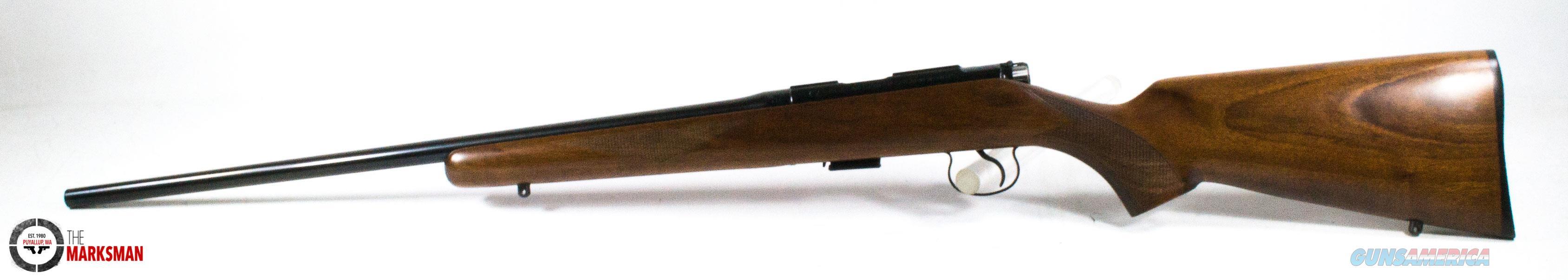 CZ 452 American, .22 LR   Guns > Rifles > CZ Rifles