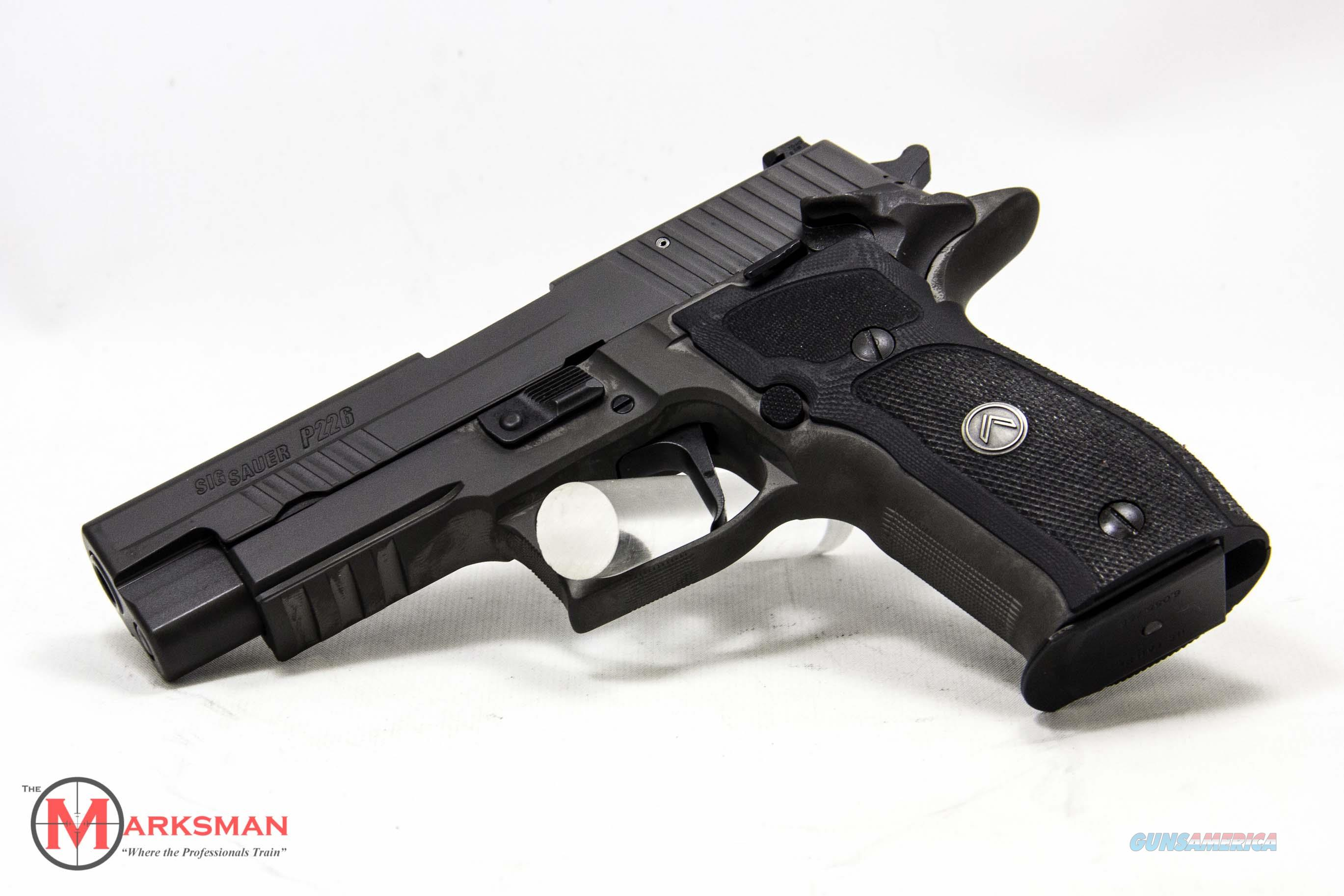 Sig Sauer P226 Legion 9mm, Single Action Only NEW Free Shipping  Guns > Pistols > Sig - Sauer/Sigarms Pistols > P226