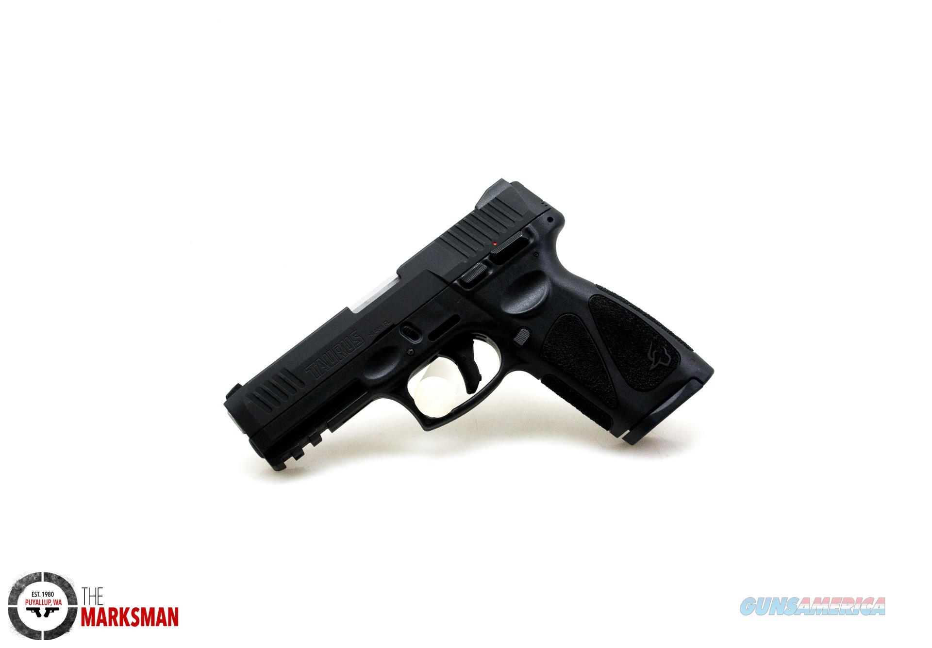 Taurus G3, 9mm NEW  Guns > Pistols > Taurus Pistols > Semi Auto Pistols > Polymer Frame