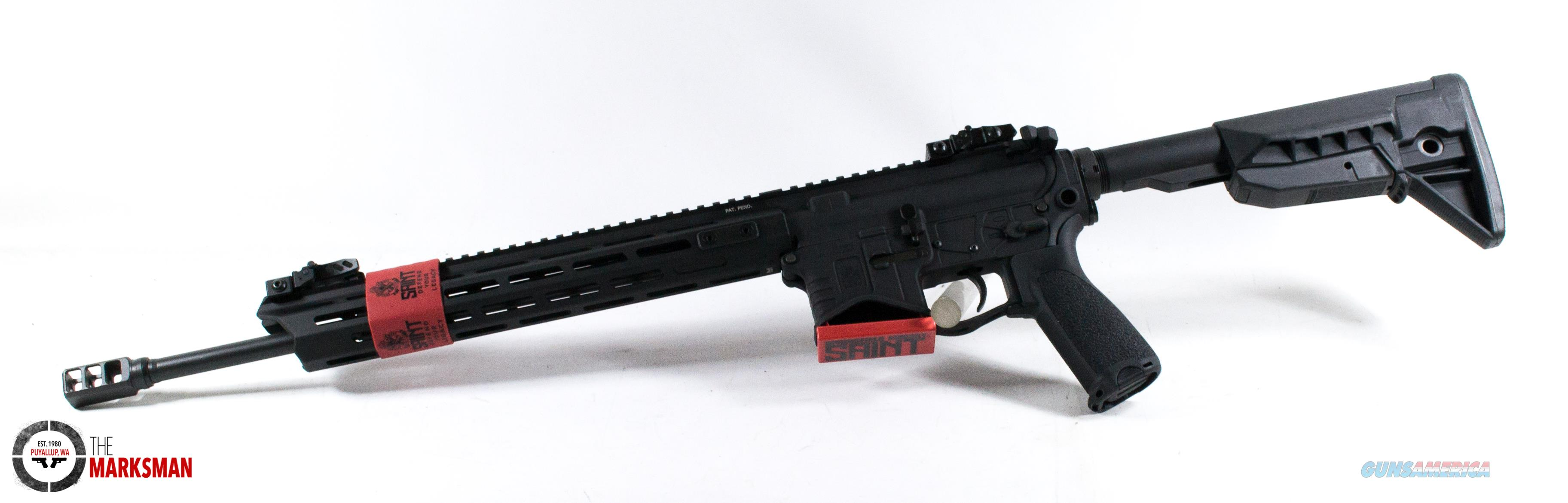 Springfield Armory Saint Edge AR-15, 5.56mm NATO NEW STE916556B  Guns > Rifles > Springfield Armory Rifles > SAINT