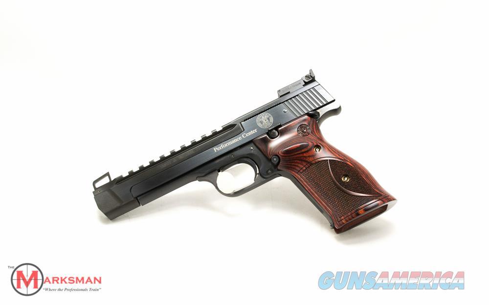 Smith & Wesson 41 Performance Center NEW .22LR 22  Guns > Pistols > Smith & Wesson Pistols - Autos > .22 Autos