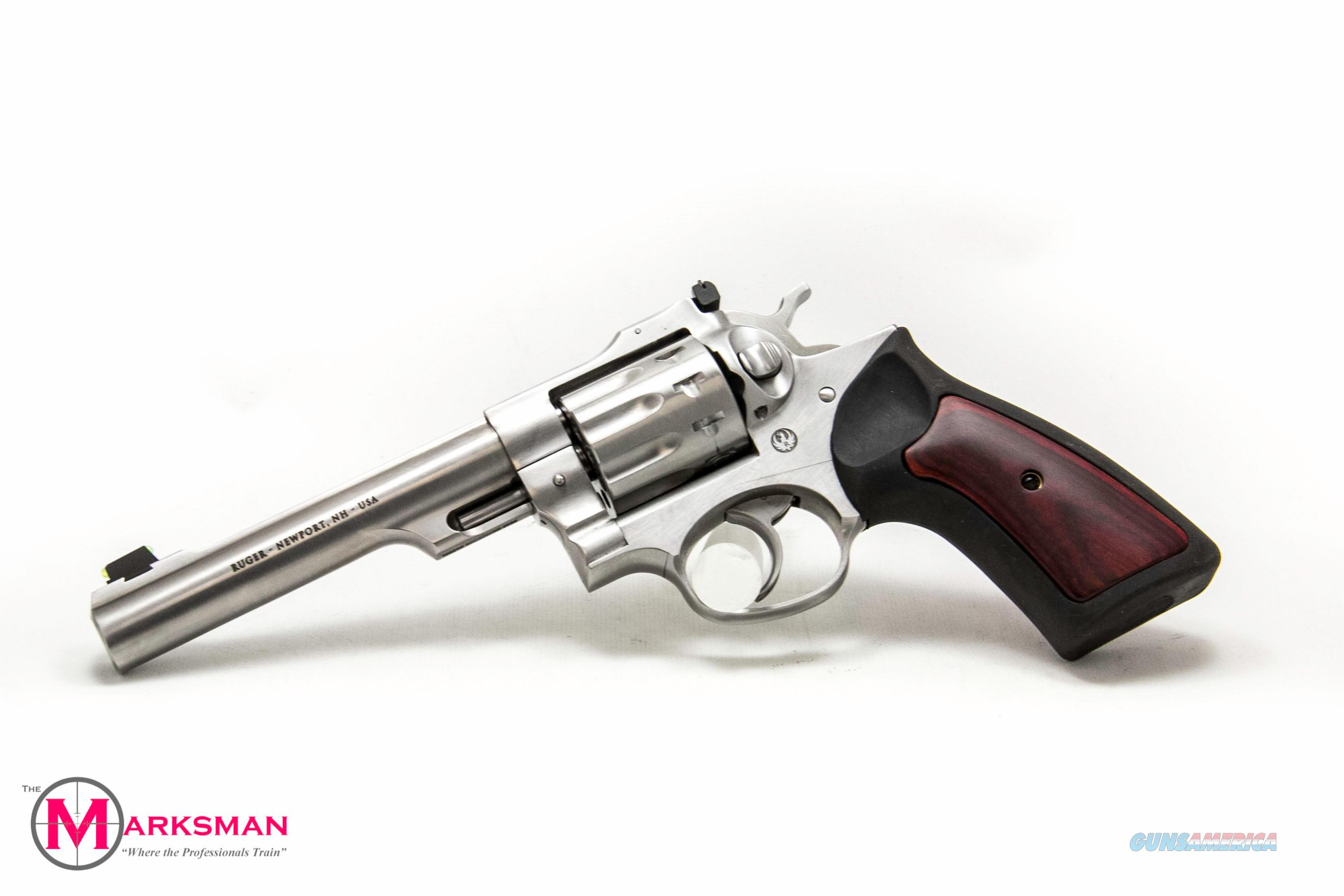 Ruger GP100 22 LR SS NEW  Guns > Pistols > Ruger Double Action Revolver > GP100
