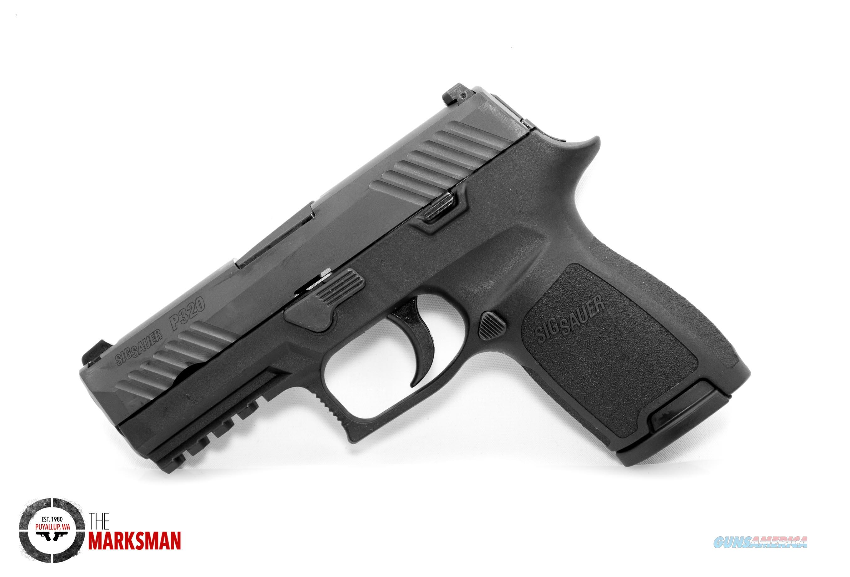 Sig Sauer P320 Compact, .40 S&W  Guns > Pistols > Sig - Sauer/Sigarms Pistols > P320