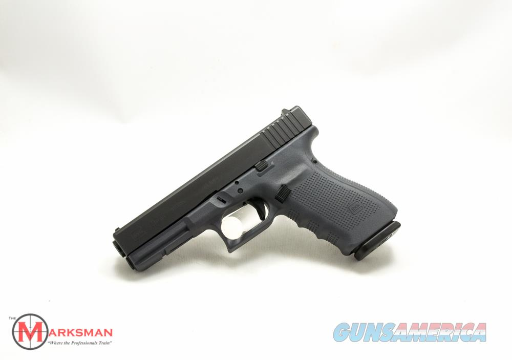 Glock 21 Generation 4 .45 ACP NEW Grey Lipsey's Exclusive  Guns > Pistols > Glock Pistols > 20/21