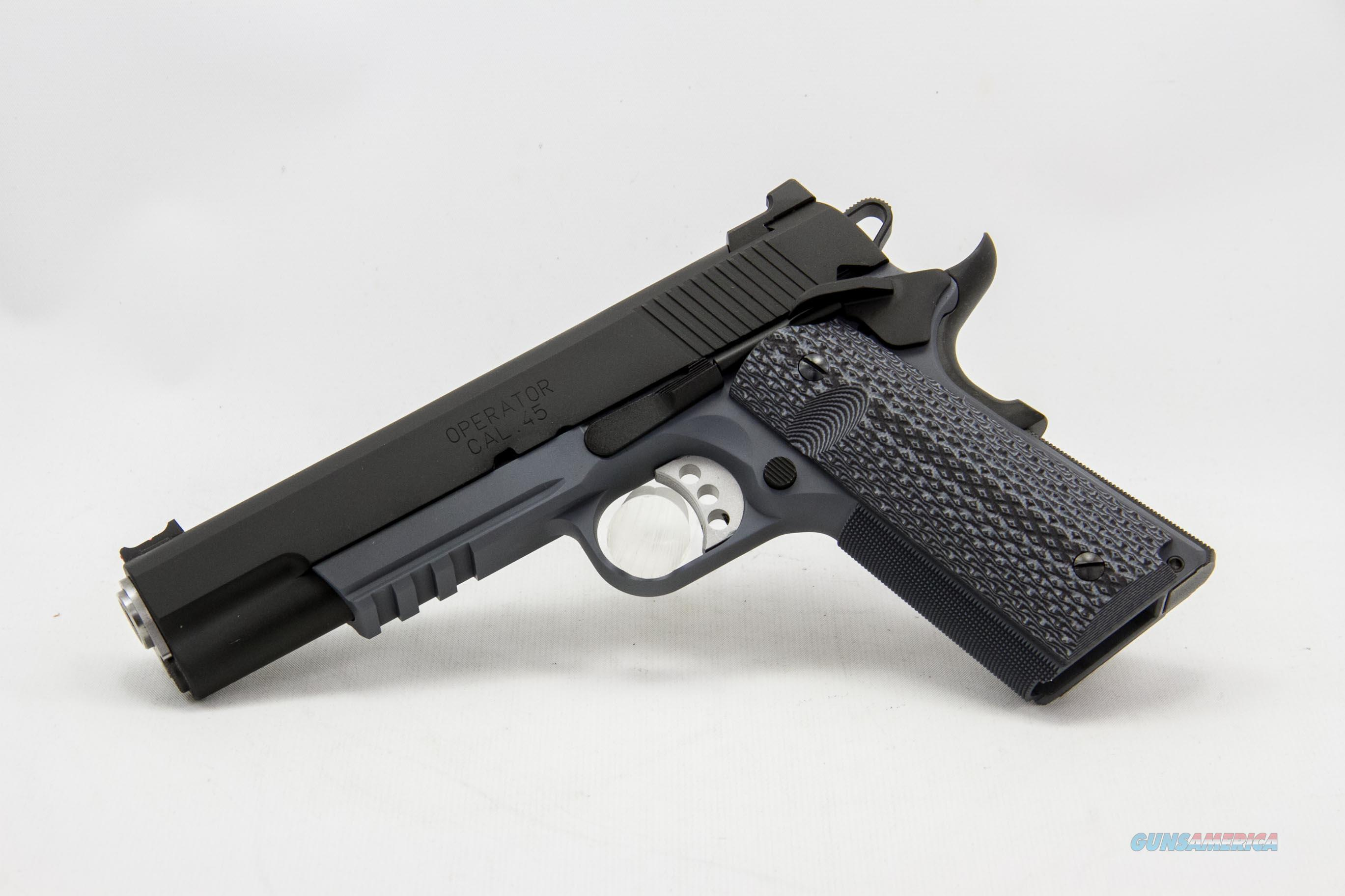 Springfield Combat Operator, .45 ACP, Lipsey's Exclusive NEW  Guns > Pistols > Springfield Armory Pistols > 1911 Type