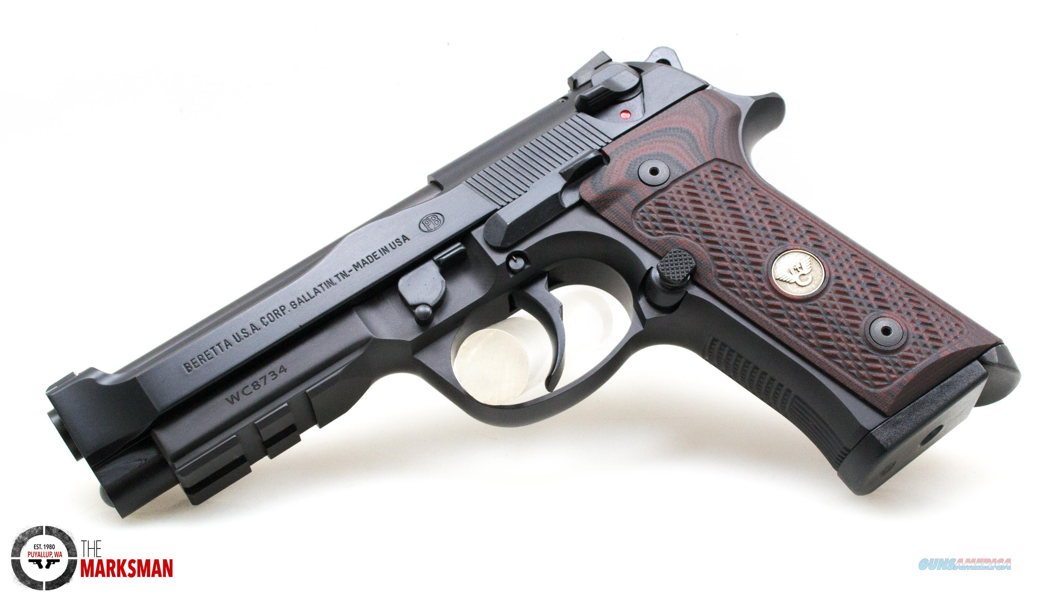 Wilson Combat/Beretta 92G Vertec Brigadier Tactical, 9mm  Guns > Pistols > Wilson Combat Pistols