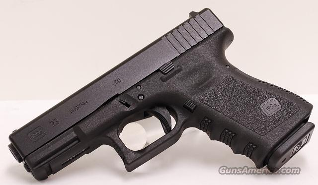 Glock 23 .40 Smith and Wesson  Guns > Pistols > Glock Pistols > 23
