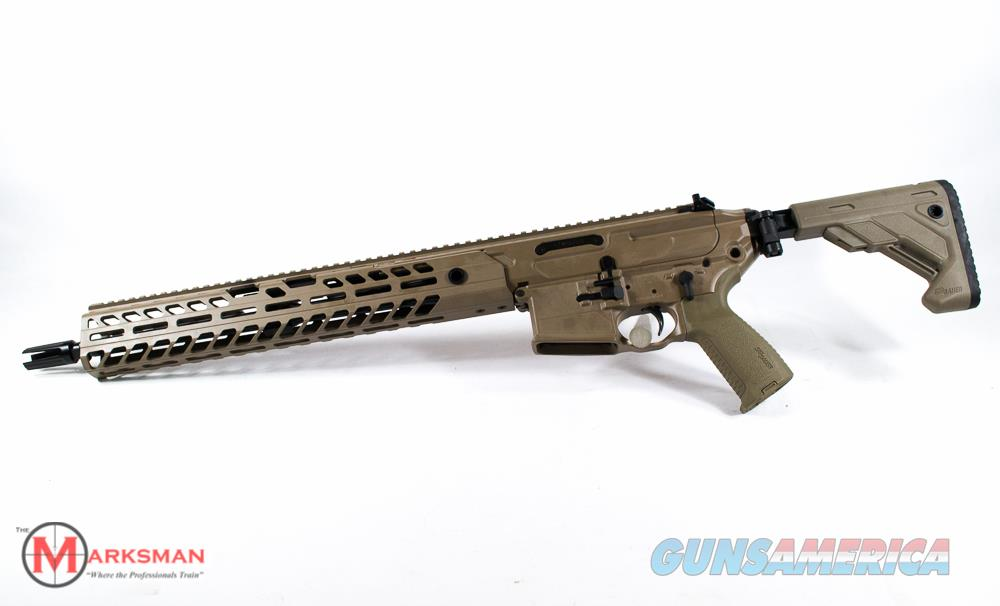 Sig Sauer MCX Virtus Patrol, 5.56mm NATO NEW Flat Dark Earth, Free Shipping  Guns > Rifles > Sig - Sauer/Sigarms Rifles