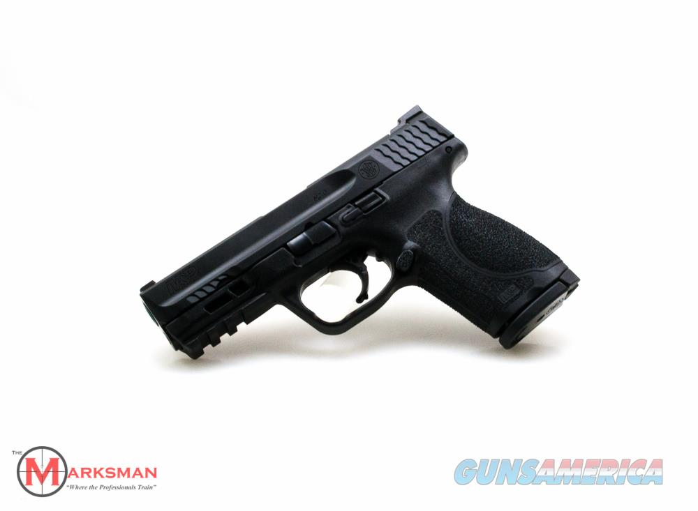 Smith and Wesson M&P9 M2.0 Compact, 9mm NEW Three Magazines  Guns > Pistols > Smith & Wesson Pistols - Autos > Polymer Frame