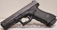 Glock 22 Gen 4 .40 Smith and Wesson 40S&W  Guns > Pistols > Glock Pistols > 22