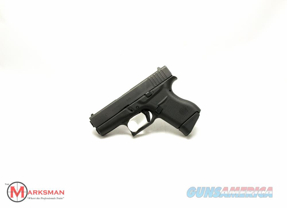 Glock 43 9mm NEW UI4350201  Guns > Pistols > Glock Pistols > 26/27