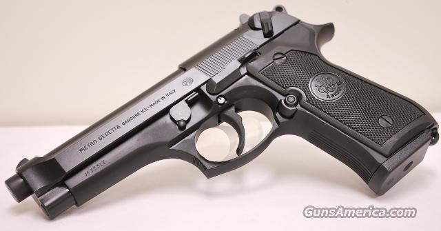 Beretta 92FS 9mm Italian  Guns > Pistols > Beretta Pistols > Model 92 Series