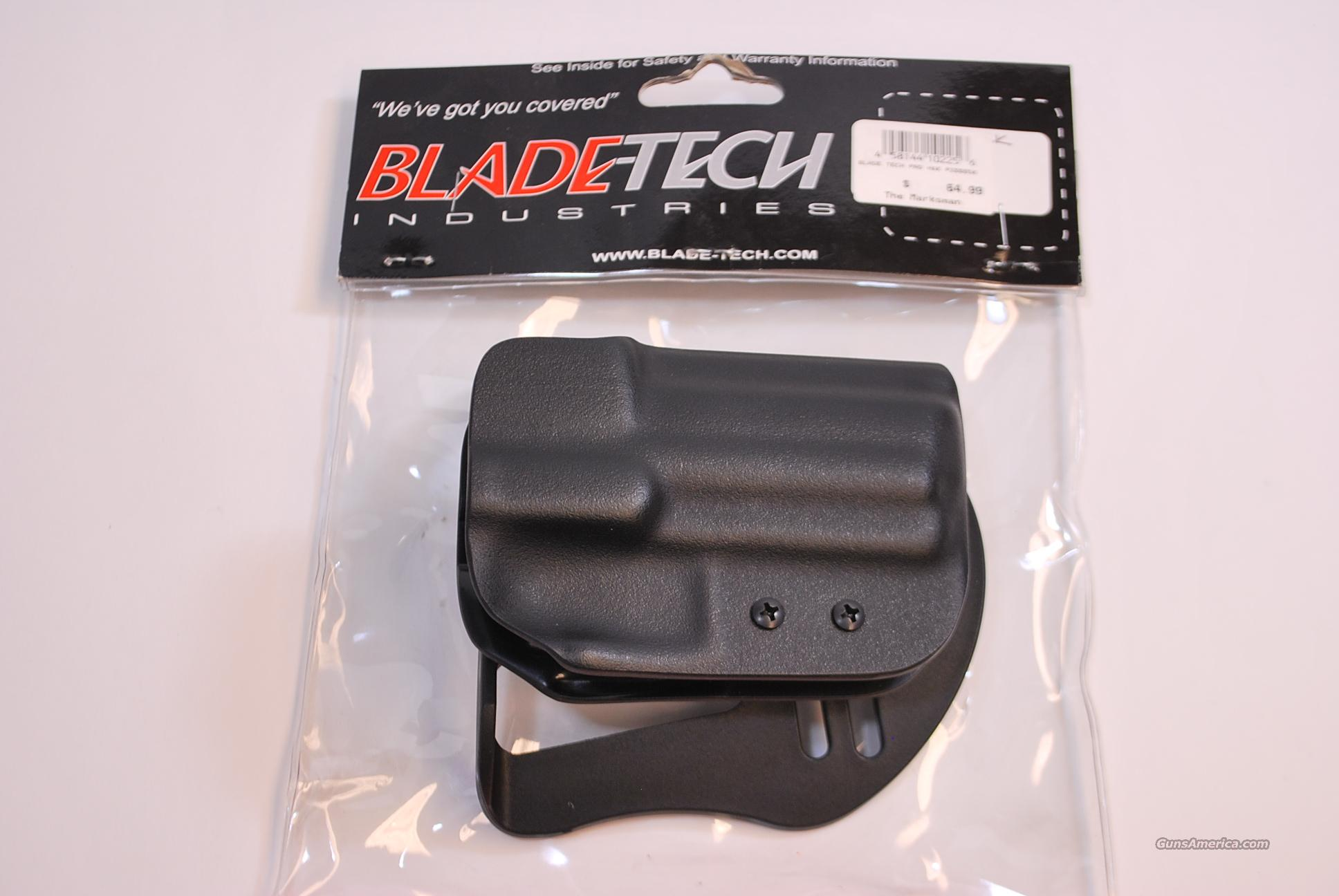 Blade Tech Paddle Holster HK P2000 NEW  Non-Guns > Holsters and Gunleather > Concealed Carry