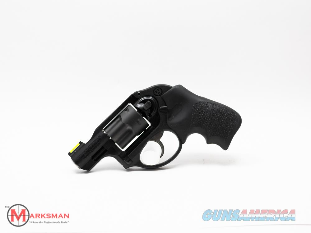 Ruger LCR .38 Special +P NEW Green Fiber Optic Front Sight  Guns > Pistols > Ruger Double Action Revolver > LCR