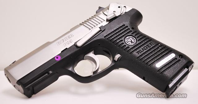 Ruger P95 Stainless Steel 9mm NEW KP95  Guns > Pistols > Ruger Semi-Auto Pistols > P-Series