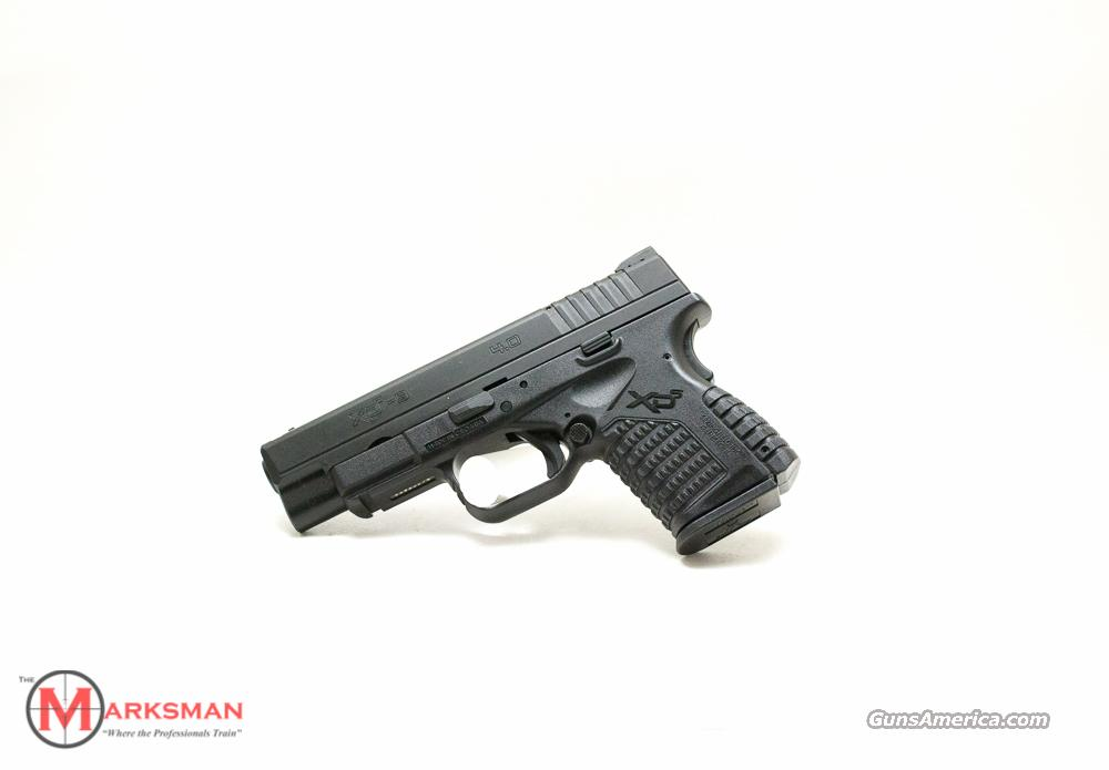 "Springfield Armory XDS 9mm 4"" NEW  Guns > Pistols > Springfield Armory Pistols > XD-S"