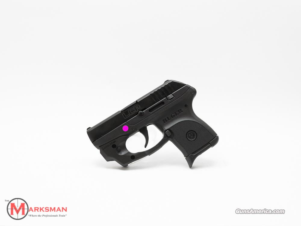 RUGER LCP 380 w/LASERMAX  Guns > Pistols > Ruger Semi-Auto Pistols > LCP