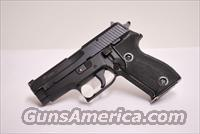 Sig Sauer P225 P6, 9mm, 4 inch barrel  Guns > Pistols > Sig - Sauer/Sigarms Pistols > Other