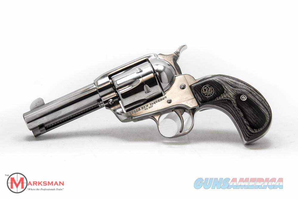 Ruger Stainless Bird's Head  Guns > Pistols > Ruger Single Action Revolvers > Cowboy Action