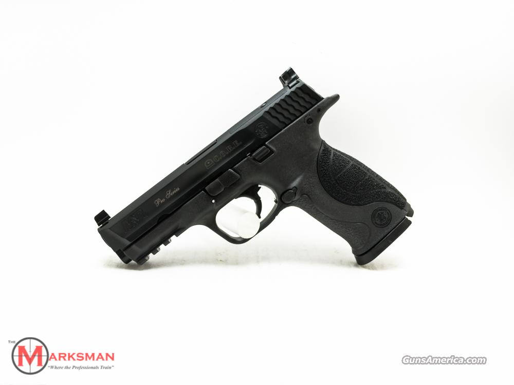 Smith and Wesson M&P 40 Pro Series CORE .40 S&W  Guns > Pistols > Smith & Wesson Pistols - Autos > Polymer Frame