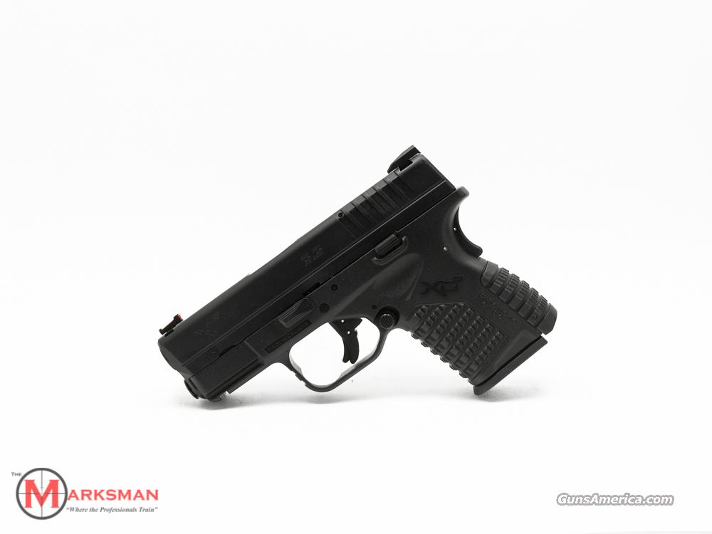 Springfield XDS 9mm NEW  Guns > Pistols > Springfield Armory Pistols > XD-S