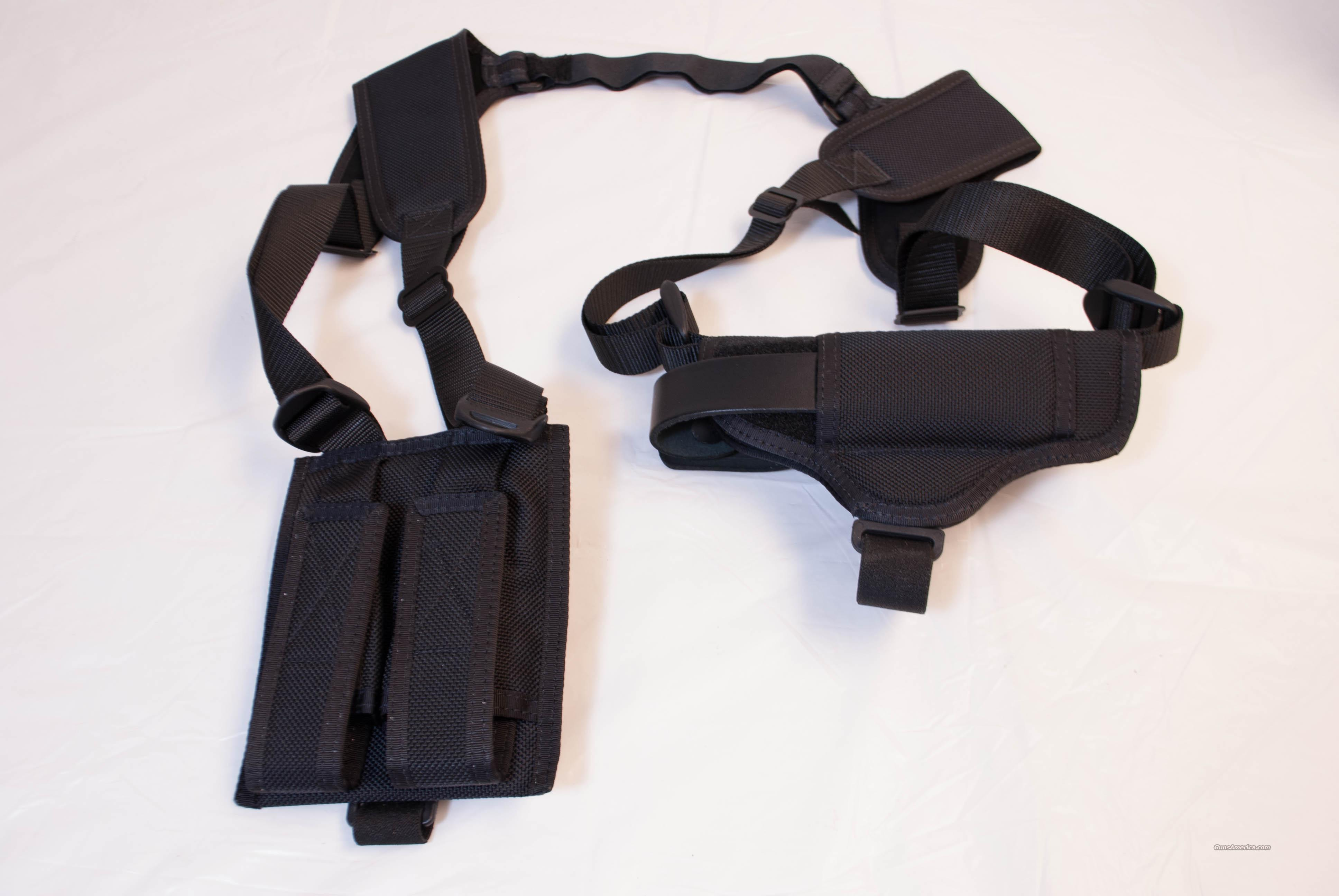 DeSantis Patriot Shoulder Rig S&W Sigma Glock NEW  Non-Guns > Holsters and Gunleather > Concealed Carry