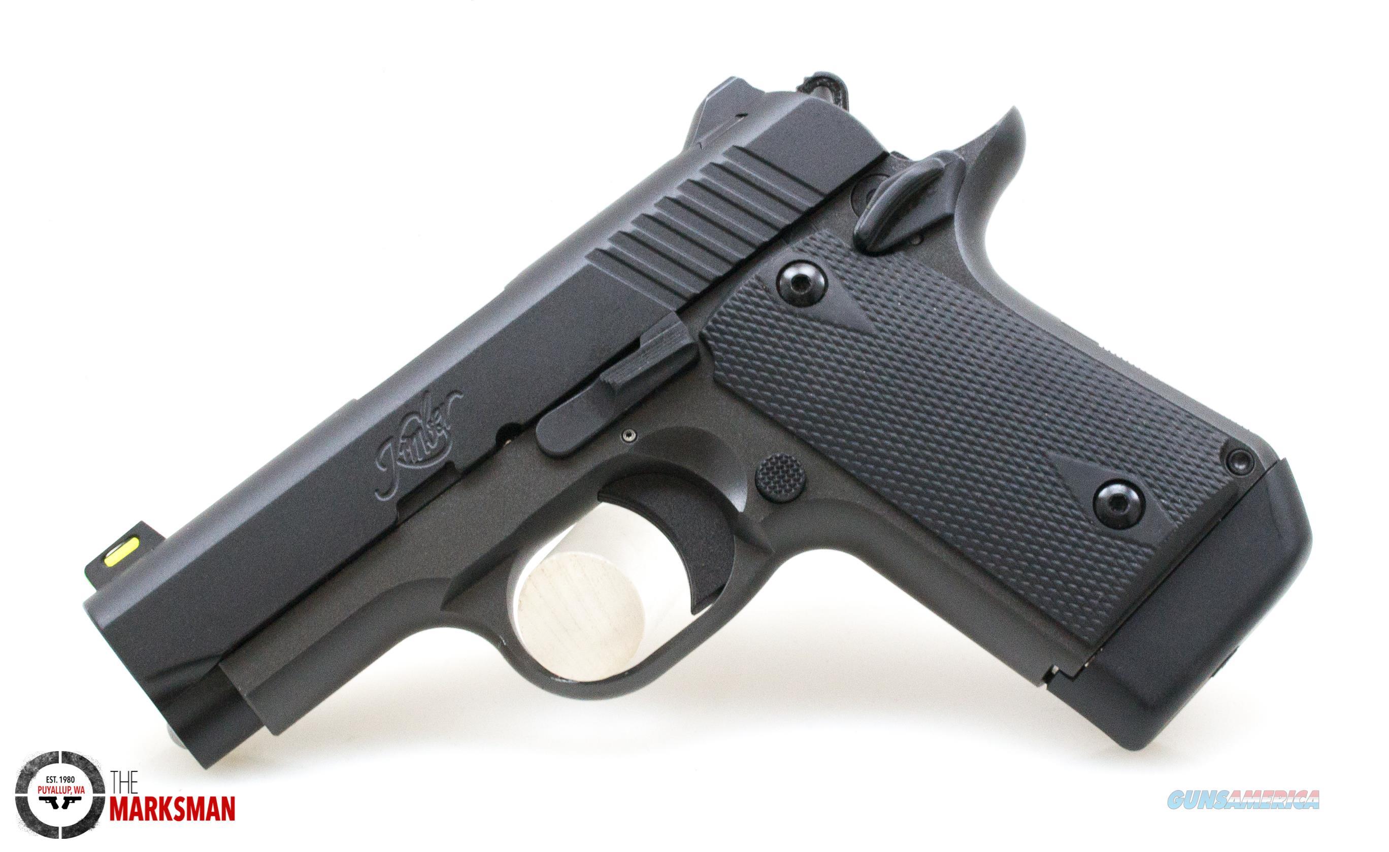 Kimber Micro 9 Woodland Night, 9mm NEW 3300183  Guns > Pistols > Kimber of America Pistols > Micro 9