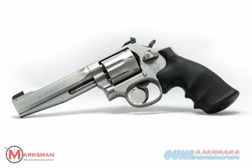 Smith and Wesson 686 Plus Pro Series .357 Mag New S&W   Guns > Pistols > Smith & Wesson Revolvers > Full Frame Revolver