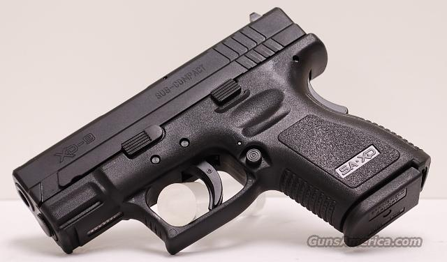 Springfield XD9 Subcompact 9mm  Guns > Pistols > Springfield Armory Pistols > XD (eXtreme Duty)