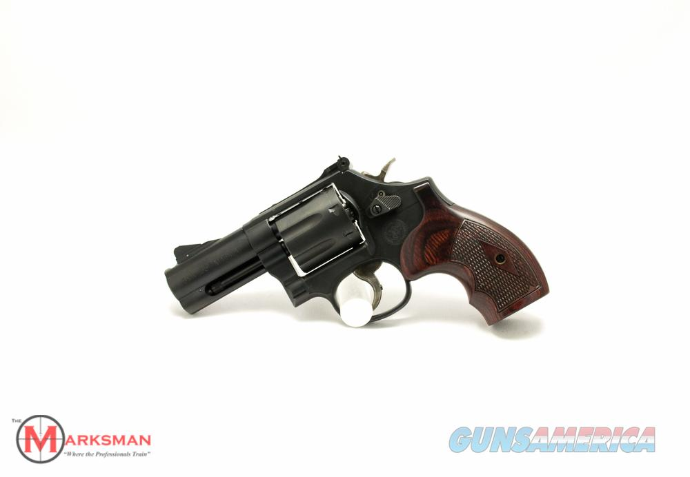 "Smith and Wesson 586 L-Comp .357 Magnum 3"" NEW  Guns > Pistols > Smith & Wesson Revolvers > Full Frame Revolver"