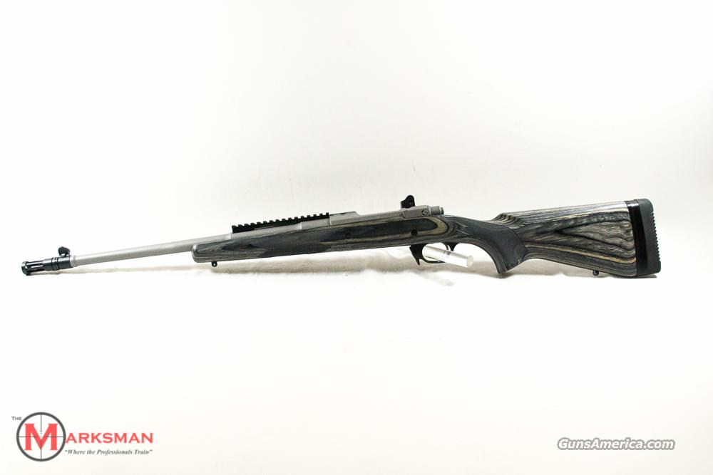 Ruger Stainless Gunsite Scout rifle .308 Winchester NEW  Guns > Rifles > Ruger Rifles > Model 77